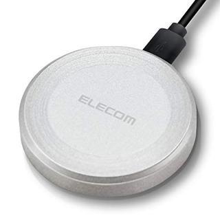 エレコム(ELECOM)のワイヤレス充電器(バッテリー/充電器)