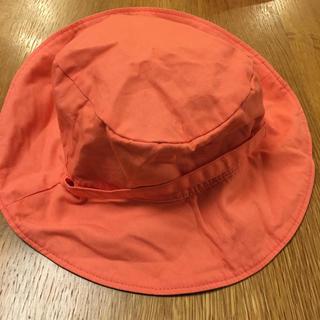 オールドネイビー(Old Navy)のOLD NAVY 6-12M リバーシブル帽子(帽子)