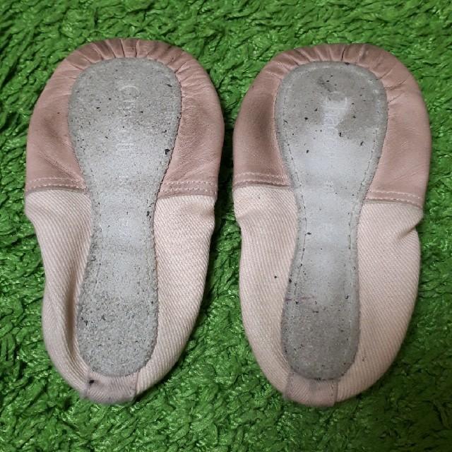 CHACOTT(チャコット)のチャコット 18.5cm バレエシューズ chacott レディースの靴/シューズ(バレエシューズ)の商品写真
