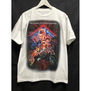 新品 STRANGER THINGS M ストレンジャー シングス Tシャツ(Tシャツ/カットソー(半袖/袖なし))