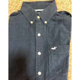 ホリスター(Hollister)のホリスター シャツ【美品.正規品】(Tシャツ/カットソー(七分/長袖))