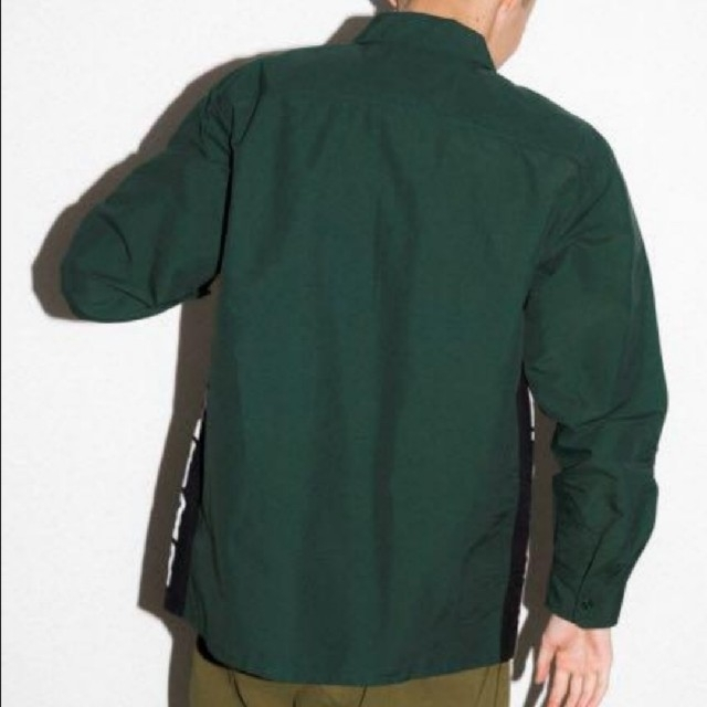 XLARGE(エクストララージ)の✨XLARGE   NYLON WORK SHIRT   Lsize✨ メンズのトップス(シャツ)の商品写真