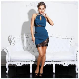 dazzy store - キャバドレス DazzyStore ウエストシースルーアメスリタイトミニドレス