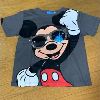 ミッキーマウス(ミッキーマウス)のディズニー ミッキーマウス Tシャツ こども(Tシャツ/カットソー)
