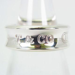 ティファニー(Tiffany & Co.)のティファニー 925 ナロー 1837 リング 7号[g116-19](リング(指輪))