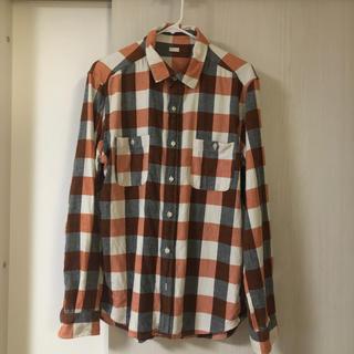 GU - GUネルシャツ未使用品 Lサイズ