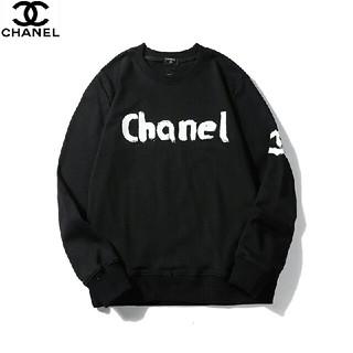 シャネル(CHANEL)のCHANEL スウェット パーカー 長袖トップス トレーナー 男女兼用  XL(パーカー)