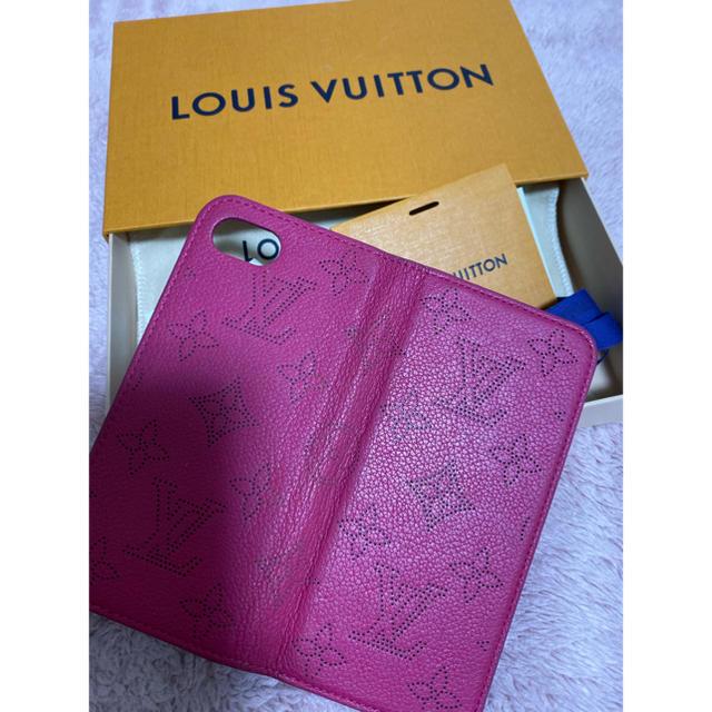LOUIS VUITTON - 【AMA様専用】LOUIS VUITTON スマホケース iphone8の通販