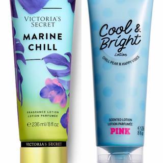ヴィクトリアズシークレット(Victoria's Secret)のヴィクトリアシークレット新作新品2本セット!ハンドクリーム(ハンドクリーム)