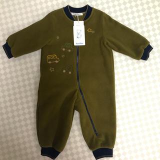 familiar - 【新品・未使用】 ファミリア ジャンプスーツ 80