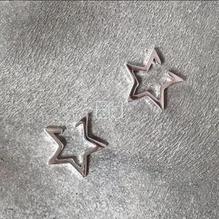 フリークスストア(FREAK'S STORE)のStar silver earcuff No.80(イヤーカフ)