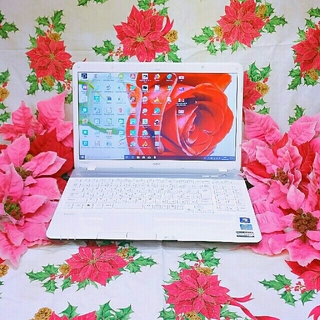 NEC - 極上品♥爆速2世代Core-i5♥USB3.0♥新Win10/大容量750×8G