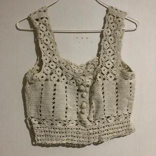Santa Monica - ヴィンテージ   かぎ針編み