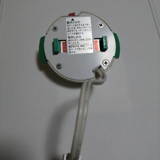 エヌイーシー(NEC)のシーリングアダプター(天井照明)