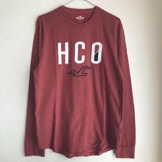 ホリスター(Hollister)のHollister オーバーサイズ  ロンT(Tシャツ/カットソー(七分/長袖))