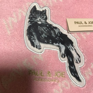 PAUL & JOE - ポール&ジョーピンク色ハンカチ新品