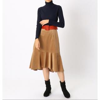COMME CA ISM - COMME CA ISM コーデュロイ マーメイドスカート 新品未使用 美品