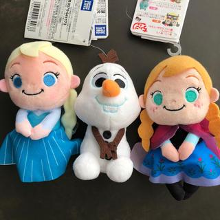 Disney - 新品 ちょっこりさん アナと雪の女王 セット
