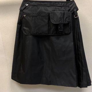 プラダ(PRADA)のpradaひざ丈スカート(ひざ丈スカート)