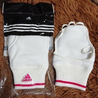 アディダス(adidas)の定価1500円 新品アディダス ハンドウォーマー(手袋)