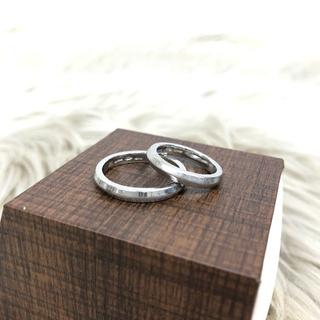 ブルガリ(BVLGARI)のブルガリ フェディ 結婚指輪 Pt950(リング(指輪))