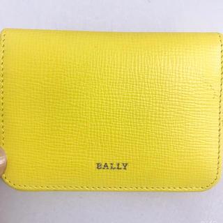 バリー(Bally)のBALLY_バリー カードケース(名刺入れ/定期入れ)