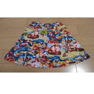 オイリリー(OILILY)のoilily スカート 120サイズ(スカート)