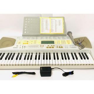 カシオ(CASIO)のCASIO  LK-201TV キーボード 電子ピアノ 鍵盤(キーボード/シンセサイザー)