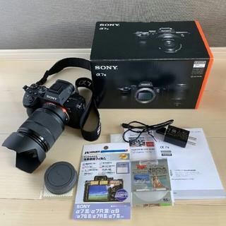 SONY - SONY ミラーレス一眼レフカメラ α7 III ILCE-7M3 a7