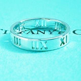 ティファニー(Tiffany & Co.)の☆新品☆未使用☆ティファニー アトラスナローリング 7号(リング(指輪))