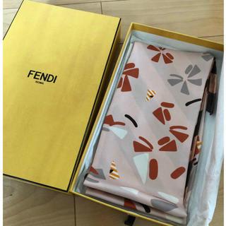 フェンディ(FENDI)の新品 フェンディ ストール(ストール/パシュミナ)