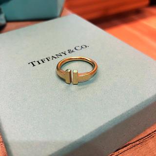 ティファニー(Tiffany & Co.)のティファニー Tリング(リング(指輪))