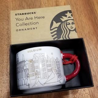 スターバックスコーヒー(Starbucks Coffee)のスターバックス クリスマス オーナメント(その他)