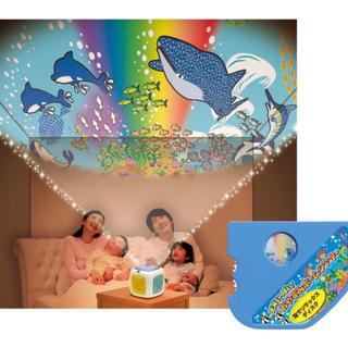 Takara Tomy - 天井いっぱい!おやすみホームシアター 海でリラックスディスク 海の生き物水族館