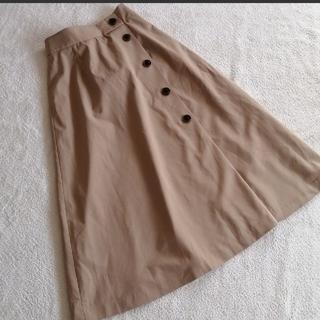 OPAQUE.CLIP - OPAQUE.CLIP トレンチスカート