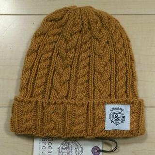 MARKEY'S - 新品 キッズM(52~56㎝)☆ オーシャンアンドグラウンド ニット帽