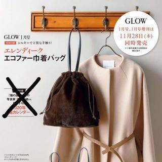 宝島社 - GLOW グロー 1月号 付録