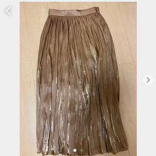 しまむら - しまむら プチプラのあや ロングスカート Mサイズ