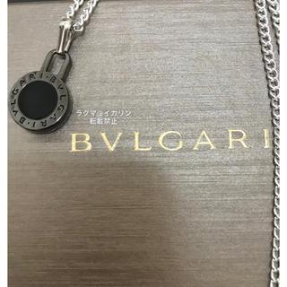 BVLGARI - 【正規品】BVLGARI チャーム ネックレス ペンダント 新品 チェーン付き