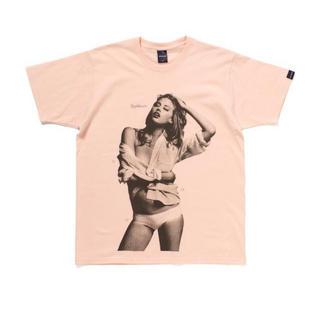 アップルバム(APPLEBUM)のApplebum whatzis bonita t-shirt XL pink(Tシャツ/カットソー(半袖/袖なし))
