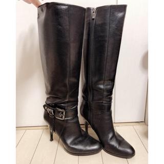 ダイアナ(DIANA)のダイアナ Diana ブーツ 黒(ブーツ)