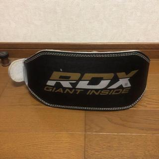 即決 トレーニングベルト RDX ウェイトパワーベルトリフティング(トレーニング用品)