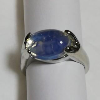 天然石 ブルームーンストーン 22号 シルバー(リング(指輪))