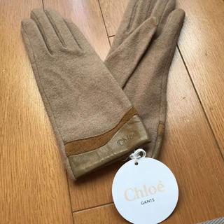 Chloe - クロエ手袋新品レアなカラー