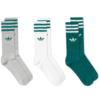 アディダス(adidas)のadidas Originals SOLID CREW SOCKS(ソックス)