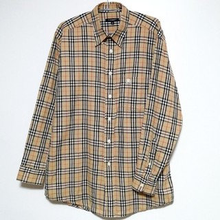 BURBERRY - 【美品】BURBERRY London Nova shirt