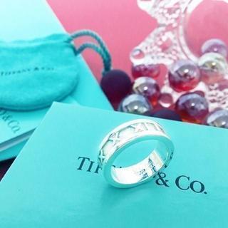 ティファニー(Tiffany & Co.)の☆新品☆未使用☆ティファニー  アトラスリング 6号(リング(指輪))