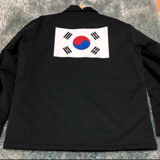 アンチ(ANTI)のANTI SOCIAL SOCIAL CLUB jacket M(ナイロンジャケット)