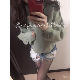 ダブルクローゼット(w closet)のtomomi様専用❥(ニット/セーター)