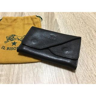 IL BISONTE - 期間限定価格◆イルビゾンテ 正規品 イタリアンレザー カードケース 名刺入れ